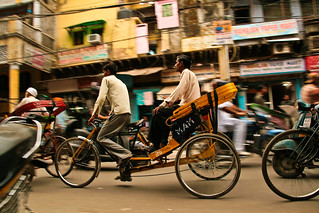 Experience Delhi's heritage with a Rickshaw ride in Chandni Chowk - Things to do in New Delhi