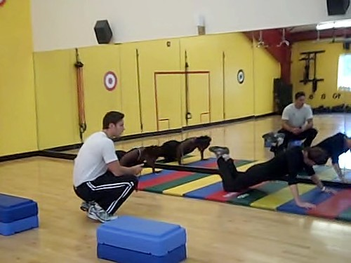 FBD Small Group Personal Training 2