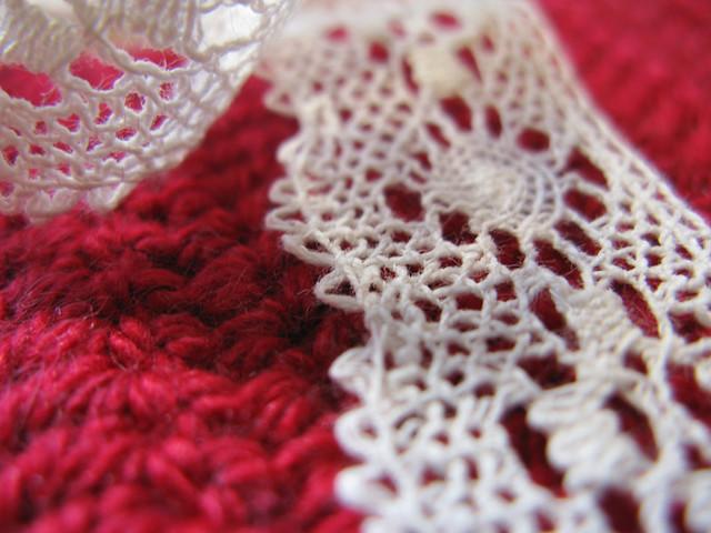 Festive crochet preparations are underway   Emma Lamb