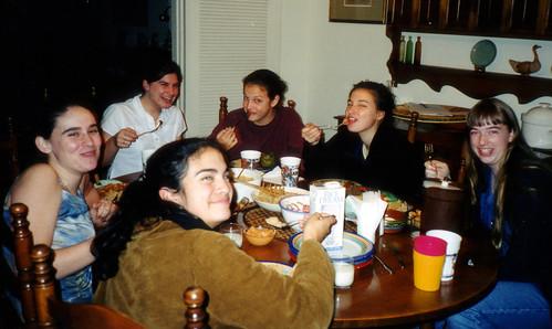 Eating at Ana's 3