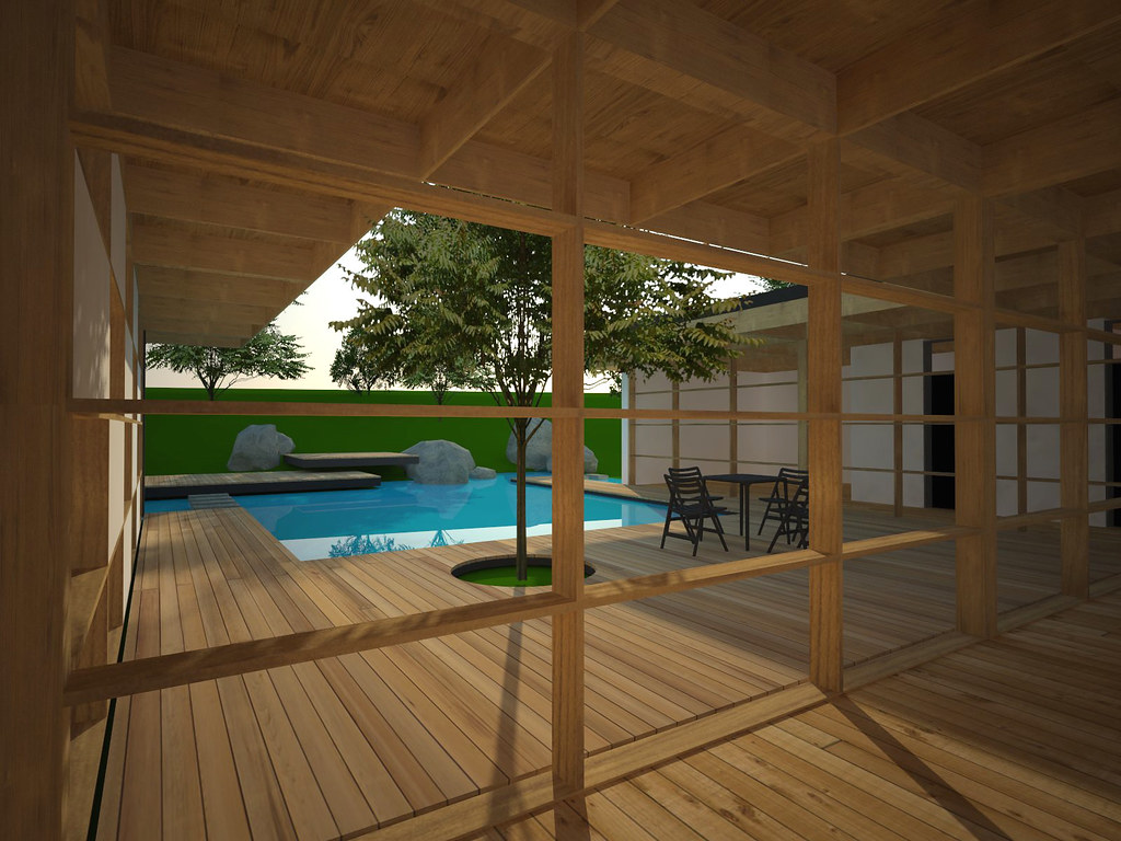 Enclosed Courtyard House Plans House Plans Home Designs