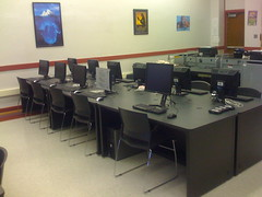 OUR NEW LAB