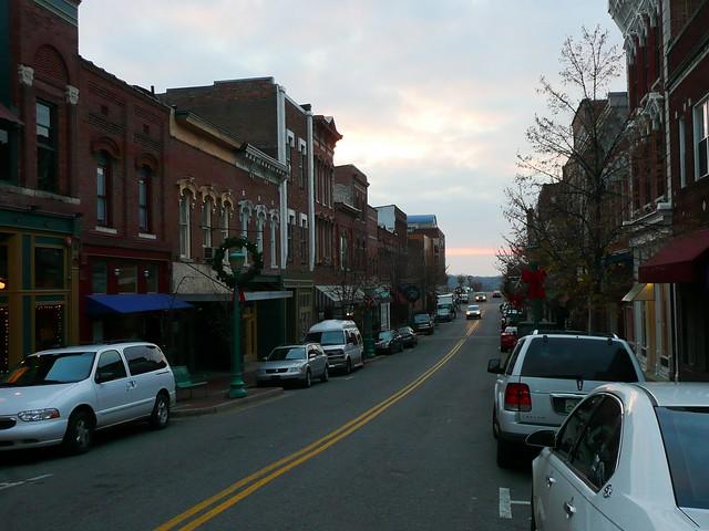Clarksville, TN street | Flickr - Photo Sharing!
