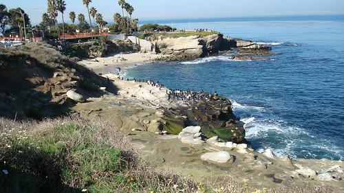 World Famous La Jolla Cove, California