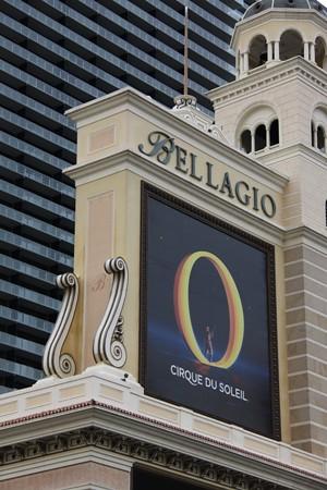 'O' at the Bellagio Hotel & Casino