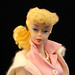 FAVE #850 Barbie blonde #8 Ponytail (1964-1965)