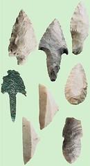 stone tool,