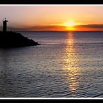 Lake Ontario Sunrise..