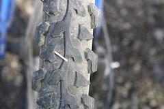 68/365: Dear Staple In My Tire