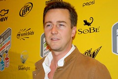 Edward Norton at SXSW 2010