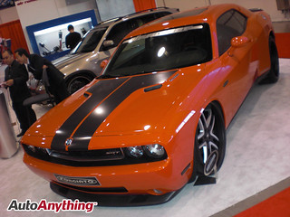 SEMA 2008 -  Hot Paint Jobs (12)