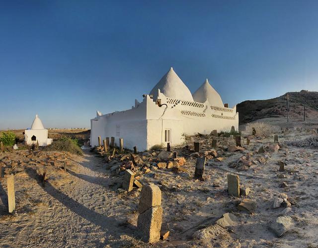 Oman - Mausolée de Bin Ali - 16-03-2010 - 17h51