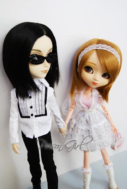 Takumi & Hachi - Taeyang Lead & Pullip Nina