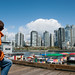 Yaletown from Granville Island by Miles S.