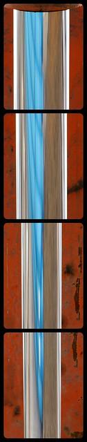 Chrome Flow (blue)
