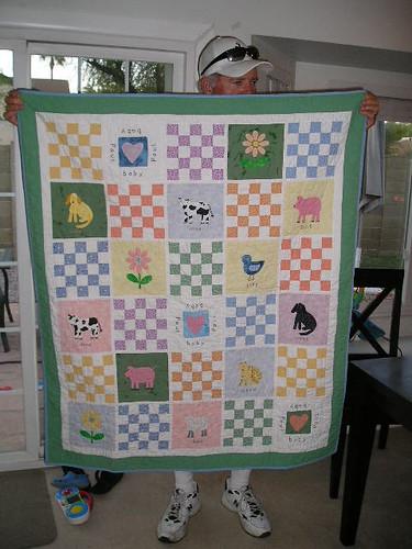 Baby floor quilt for Floor quilt for babies