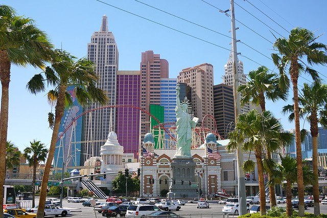 New York, New York | Las Vegas, NV