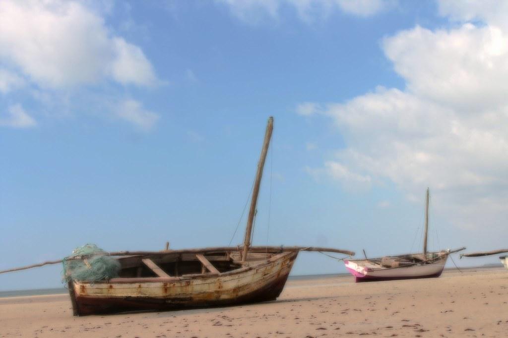 Boats - Vilanculos
