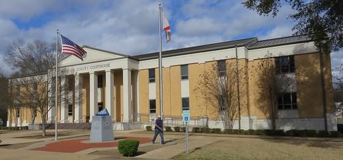 Marengo County Courthouse (Linden, Alabama)