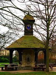 Hyde Park clock