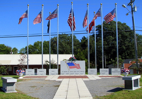 Westmoreland, TN Veterans Memorial
