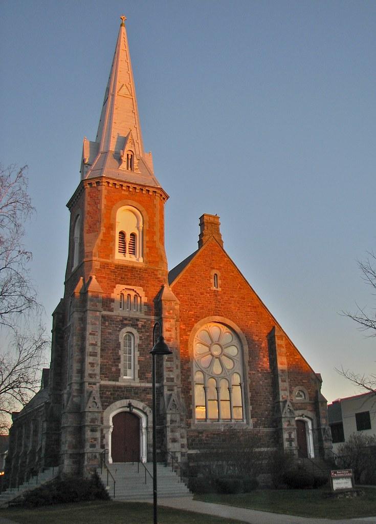 First United Methodist Church (1870) | 21 Buell Street (at ...