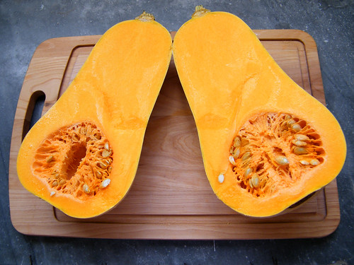 Butternut Squash | Zapallo Anco by katiemetz, on Flickr