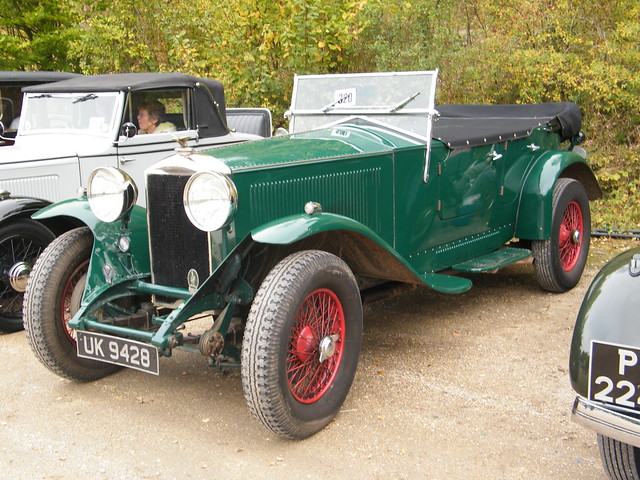 1930 Invicta Four Seater Tourer
