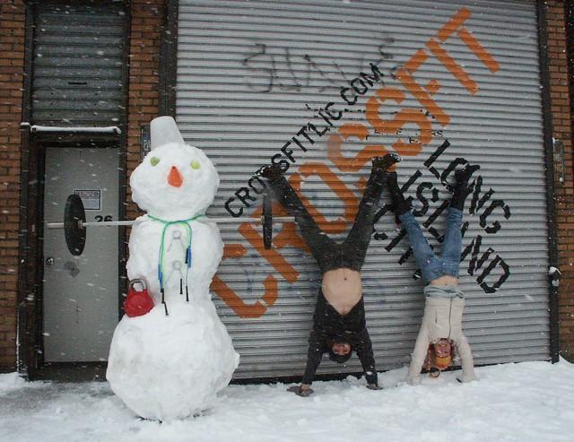 Even Snowmen CrossFit in Long Island City