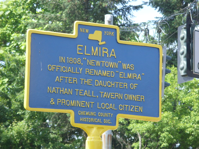 Elmira, New York from Flickr via Wylio