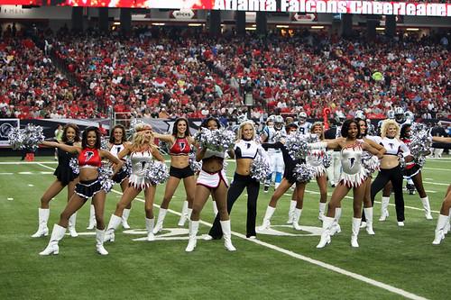 2009 Cheerleaders