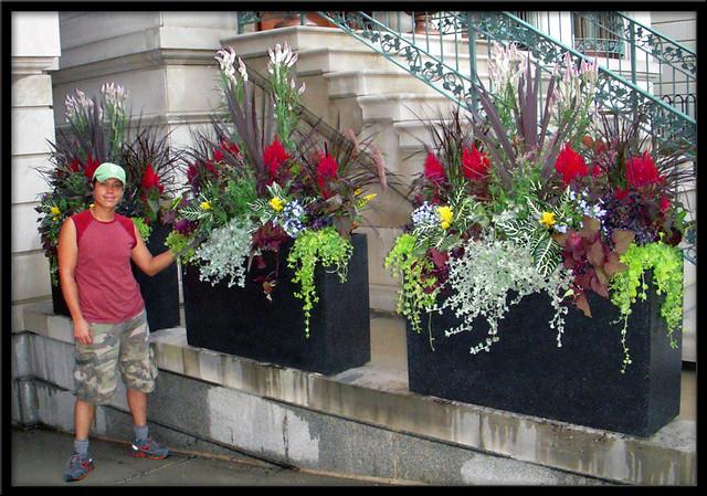 Wow container garden designs by tu bloom flickr for Garden container designs