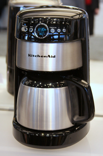 Kitchenaid Coffee Maker New : New KitchenAid Thermal Carafe Coffee Maker Flickr - Photo Sharing!