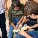 Centro de Línguas Unisc - Visita às escolas