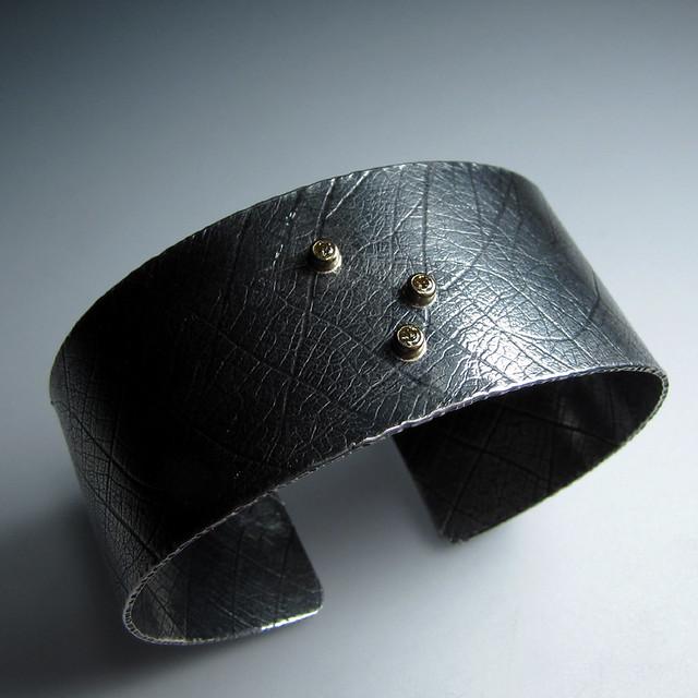 Square Diamond Bracelet