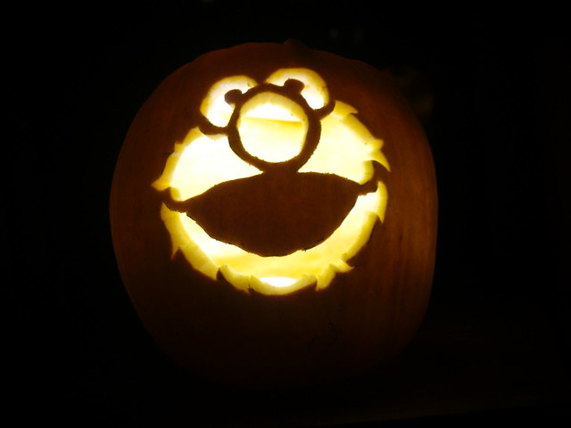 elmo pumpkin template - elmo pumpkin flickr photo sharing
