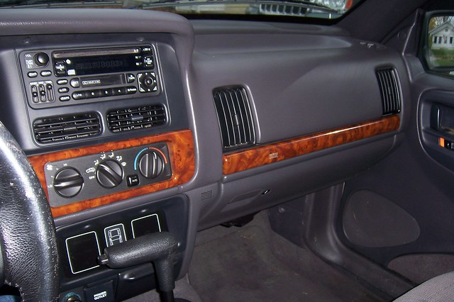 1998 Jeep Grand Cherokee Laredo Clean Interior Flickr Photo Sharing