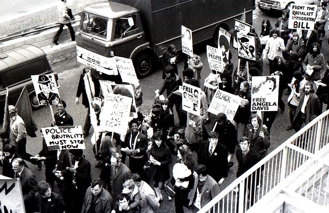 Liverpool - March Against Racism 1971 (14)