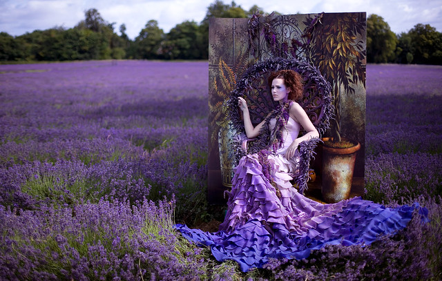 Kirsty Mitchell - Wonderland : Portrait of a Princess