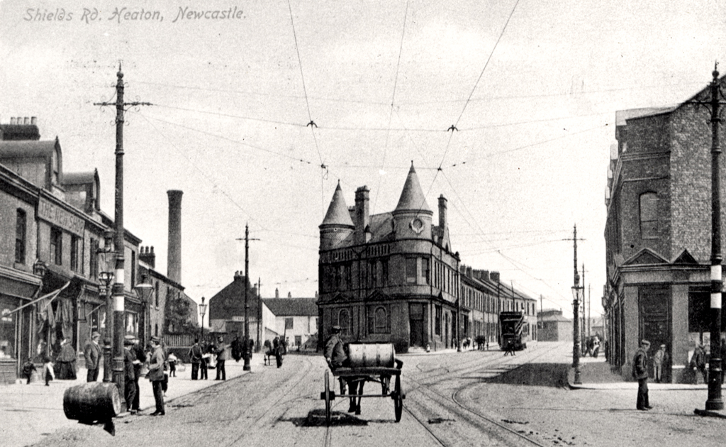 Remembering Historic Newcastle Old Photos Maps Even