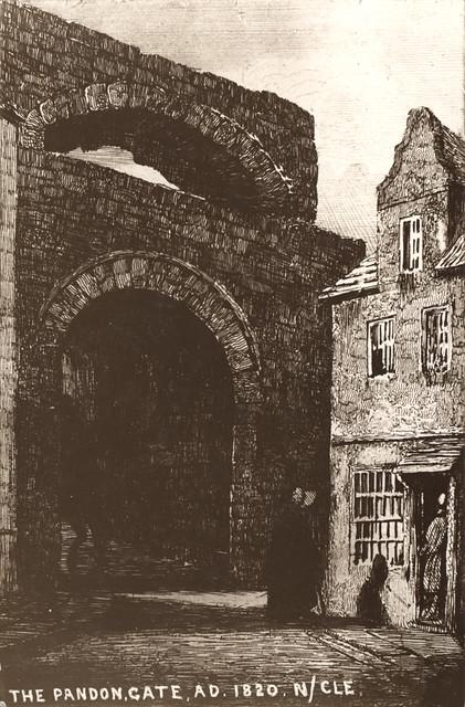 Pandon Gate