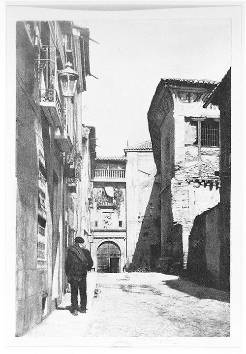 Calle de Santa Fe hacia 1914. Fotografía de James Craig Annan. The Metropolitan Museum of Art, New York