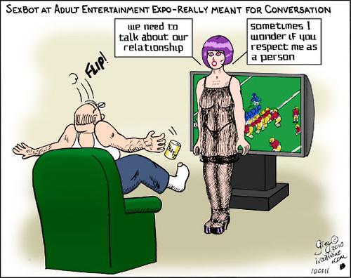 Talk To A Sex Bot 51
