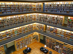 Weimar Anna-Amalia-Bibliothek von KatharinaLaBrava