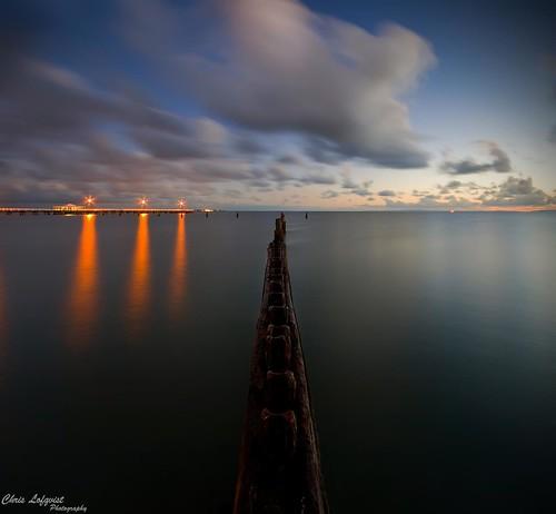 sunrise australia brisbane queensland coth sigma1020 shorncliffe nohdr canon400d longexposureraw vertorama