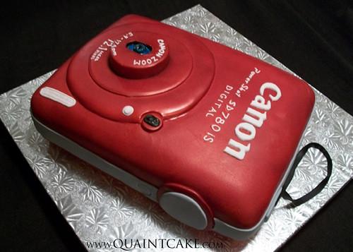Canon Camera Cake Design : Canon Camera Cake - a photo on Flickriver