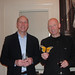 "Jeff Callender & Peter Morville, co-authors of ""The Butterfly Book"" by Q LTD"