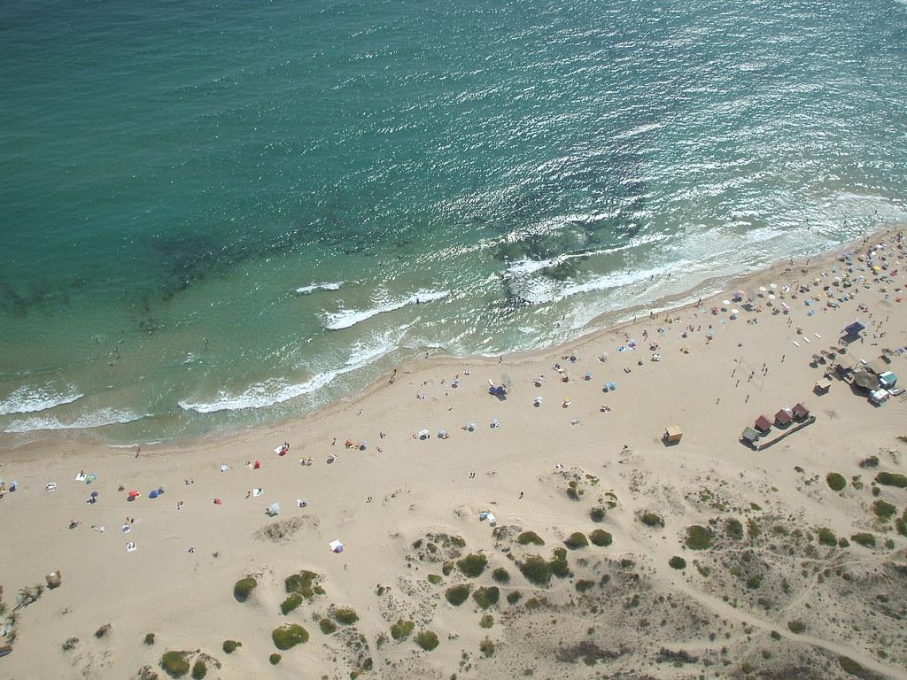 пляж Primorsko