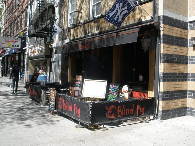Blind Pig, New York, New York