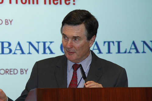 President and Chief Executive Officer Federal Reserve Bank of Atlanta Dennis Lockhart